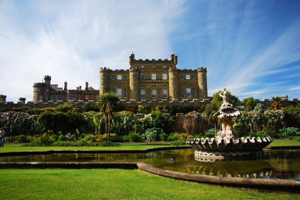 Culzean Castle Scotland 01 600x401 7 Most Renowned Scottish Castles
