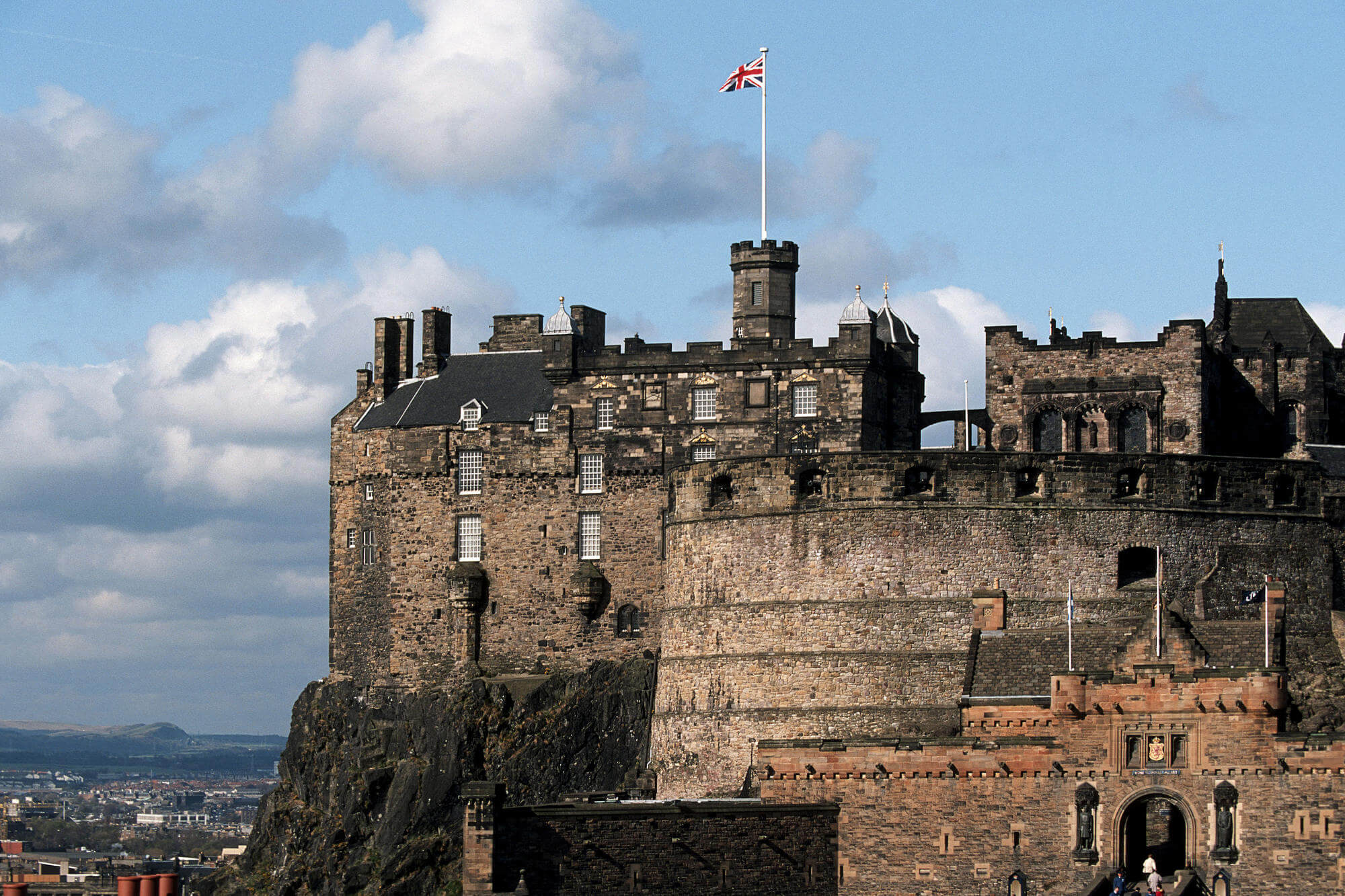7 Most Renowned Scottish Castles