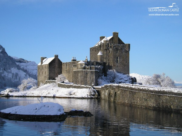 Eilean Donan Castle Scotland 02 600x450 7 Most Renowned Scottish Castles