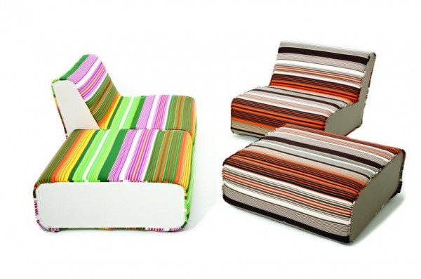 Fun Lounge Chairs contemporary outdoor lounge furniture: nomadgloster – interior