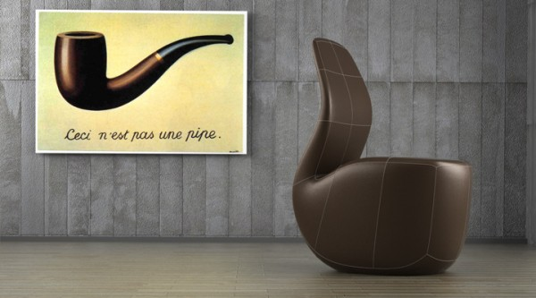 Pipe Inspired Chair by Yaroslav Rassadin 01 600x333 Pipe Chair Concept by Yaroslav Rassadin
