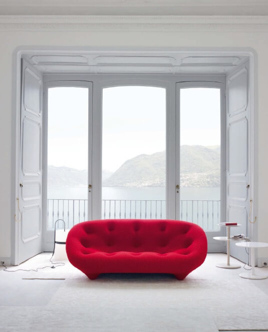 Designall20 July 2012: Dare To Be Different With Ploum Sofa By Ligne Roset