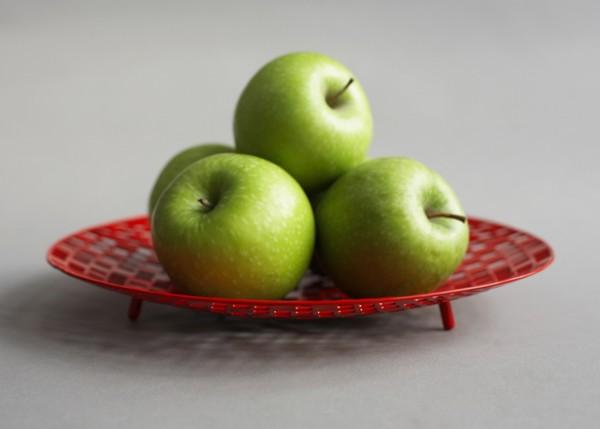 Laser Cut Steel Fruit Bowls By Designedmade Interior