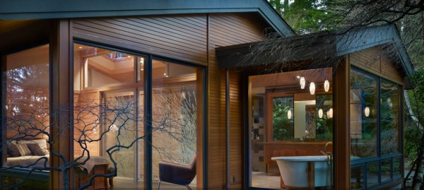 Contemporary house renovation by Finne Architects 00 600x269 Lake Forest Park Renovation by FINNE Architects