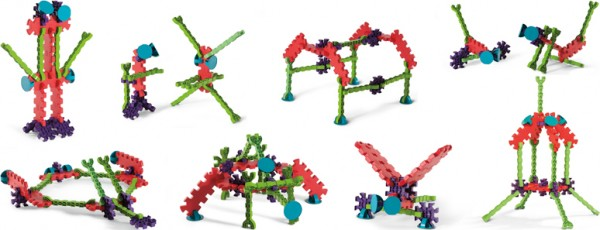Tikestix toys for children by Josh Finkle 05 600x230 Innovative Construction Play Set Connects Parent and Childs