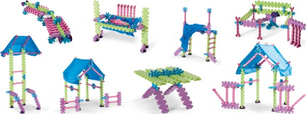 Tikestix toys for children by Josh Finkle 07 600x224 Innovative Construction Play Set Connects Parent and Childs