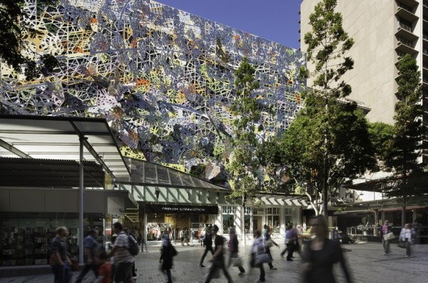 Shopping mall in brisbane offers an engaging retail for Winter garden studios