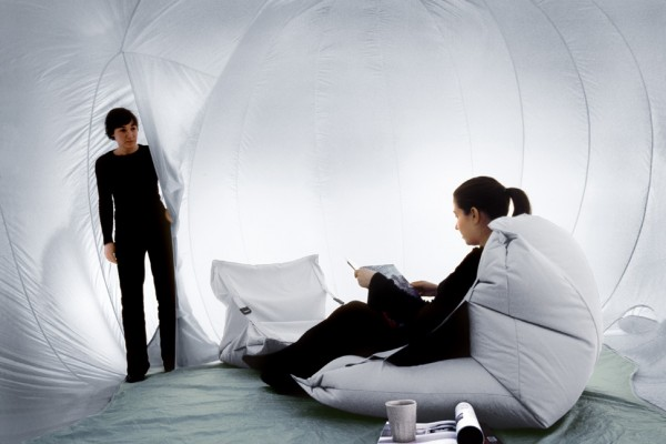 cloud room divider 600x400 Cloud Room Divider by Monica Forster