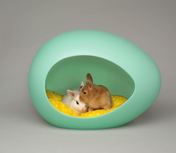 pEI Pods for pets 051 600x521 Modern Pet House Design to Keep Your Smallest Friends
