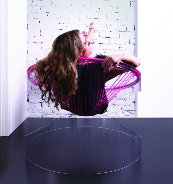 Briliant Bounce chair by Fenny Ganatra 02 600x640 Innovative Seating Design by Fenny Ganatra