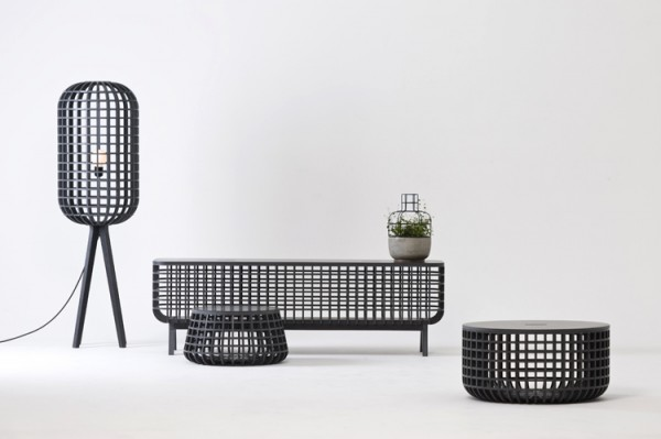 Dami Furniture by Seung Yong Song 01 600x399 Modern Objects with Traditional Beauty from Seung Yong Song