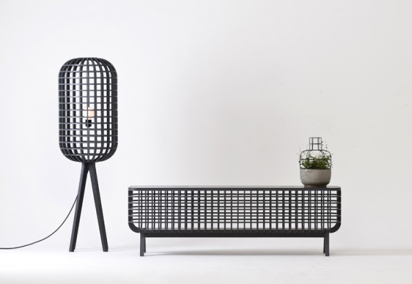 Dami Furniture by Seung Yong Song 02 600x414 Modern Objects with Traditional Beauty from Seung Yong Song