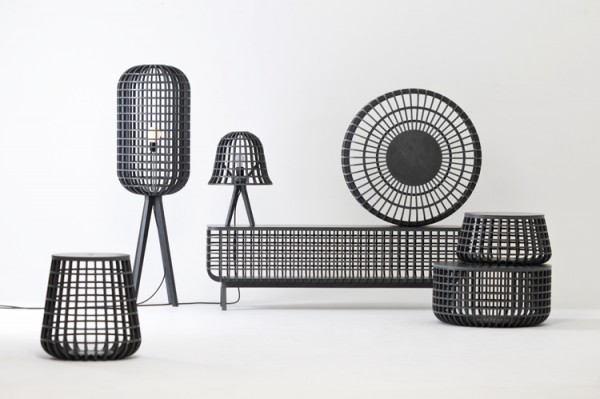 Dami Furniture by Seung Yong Song 05 600x399 Modern Objects with Traditional Beauty from Seung Yong Song