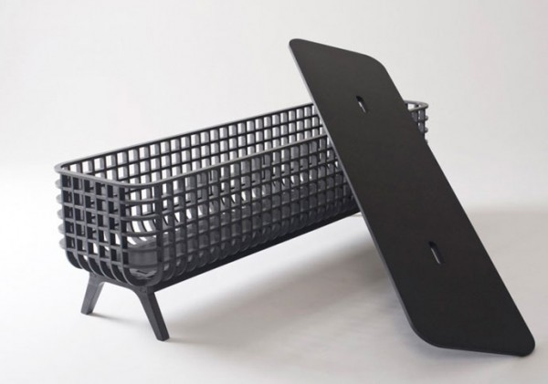 Dami Furniture by Seung Yong Song 07 600x421 Modern Objects with Traditional Beauty from Seung Yong Song
