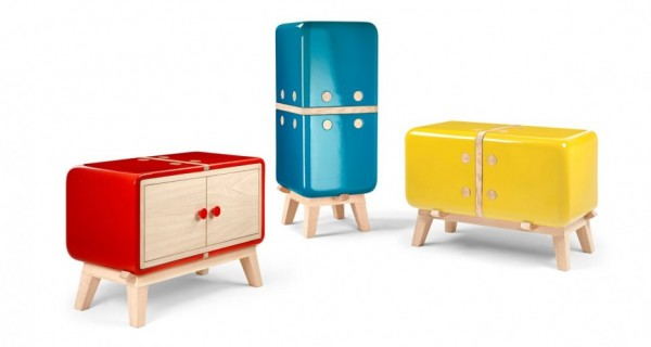 Keramos unique furniture collection by CoProdotto 01 600x320 Keramos Ceramic Cabinets by CoProdotto