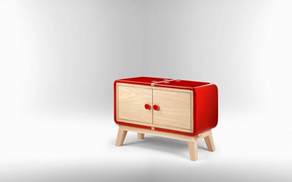 Keramos unique furniture collection by CoProdotto 04 600x374 Keramos Ceramic Cabinets by CoProdotto