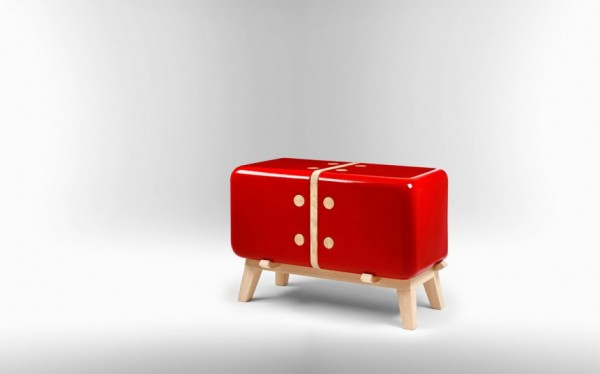 Keramos unique furniture collection by CoProdotto 05 600x374 Keramos Ceramic Cabinets by CoProdotto