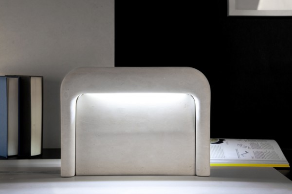 Petra table lamp by Studio Klass 01 600x400 Modern Design for Table Lamps from Studio Klass