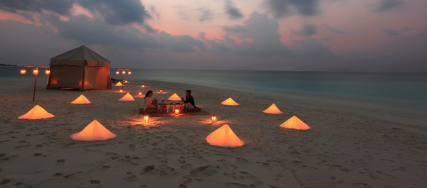 Stunning resorts in Maldives 01 600x265 Ultimate Privacy and Seclusion at Soneva Fushi Resort, Maldives