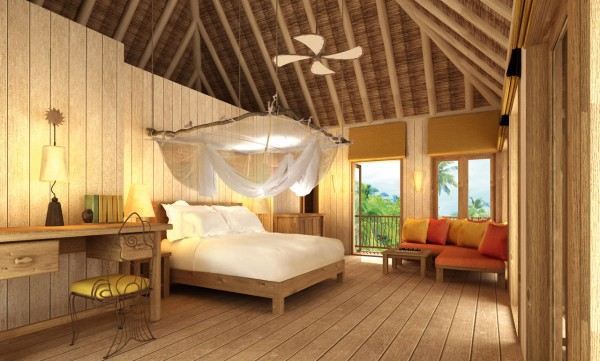 Stunning resorts in Maldives 06 600x361 Ultimate Privacy and Seclusion at Soneva Fushi Resort, Maldives