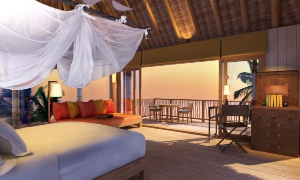 Stunning resorts in Maldives 09 600x361 Ultimate Privacy and Seclusion at Soneva Fushi Resort, Maldives