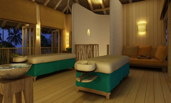 Stunning resorts in Maldives 11 600x361 Ultimate Privacy and Seclusion at Soneva Fushi Resort, Maldives