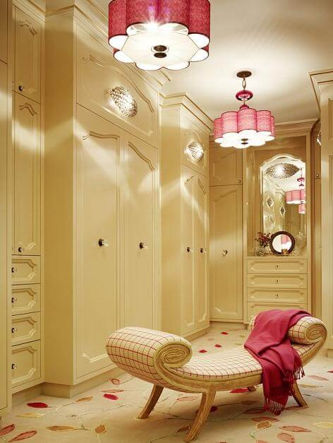 amazing classic white walk in closets 30 Fabulous Walk In Closets to Inspire You