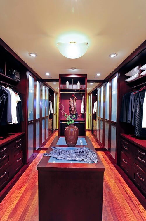 modern walk in closets 30 Fabulous Walk In Closets to Inspire You