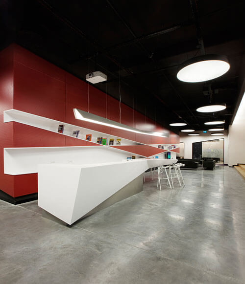 Colorful social area Ebay office Istanbul Fun and Attractive Open Office, eBay – GittiGidiyor in Istanbul