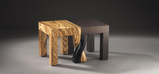 Creative-stools-design-black-and-wood-01