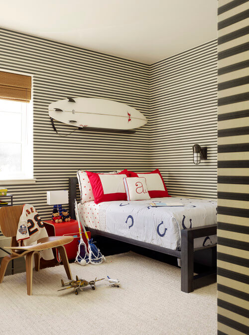 Design ideas for boys bedrooms 17 18 Great Design Ideas and Colour Schemes for Boys Rooms