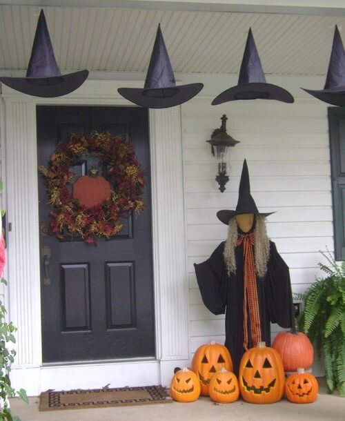 Halloween party decorations 02 Spooky Halloween Party Ideas
