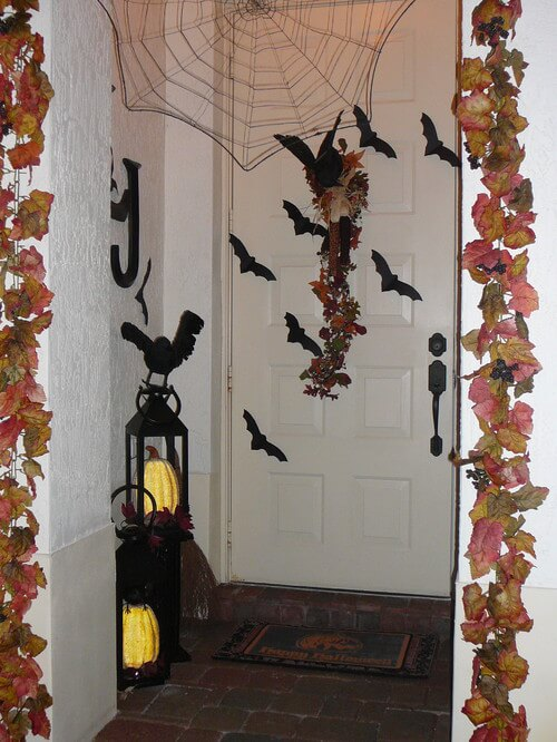 Halloween party decorations 03 Spooky Halloween Party Ideas