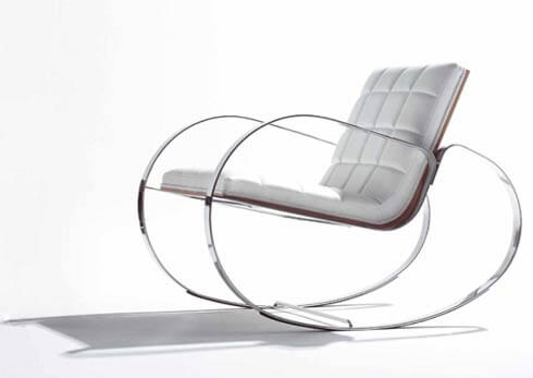 Ica Contemporary Rocking Chair 10 5 Modern Rocking Chairs