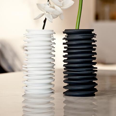 Nest Vase 3d printing design 01 3D Printing Design Vases