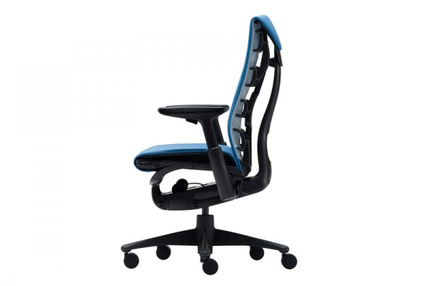 Office design chairs by Herman Miller 01 600x405 5 Innovative Designs for Office Chairs to Support You on Work Activities
