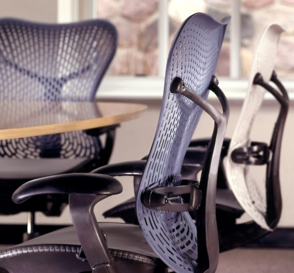 Office design chairs by Herman Miller 06 600x557 5 Innovative Designs for Office Chairs to Support You on Work Activities
