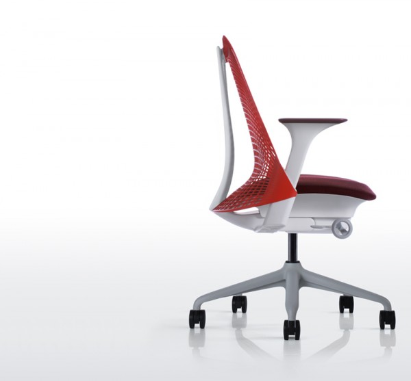 Office design chairs by Herman Miller 07 600x557 5 Innovative Designs for Office Chairs to Support You on Work Activities