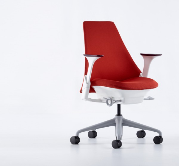 Office design chairs by Herman Miller 08 600x557 5 Innovative Designs for Office Chairs to Support You on Work Activities