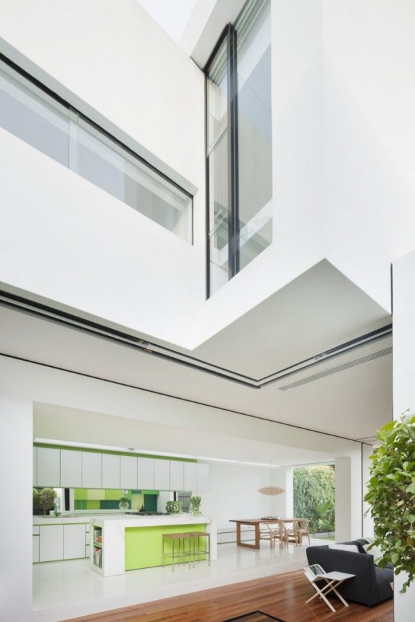 Shakin Stevens House by Matt Gibson Architecture Design 02 600x900 Modern Meets Victorian Heritage: Shakin Stevens House in Melbourne