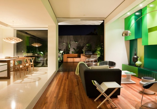 Shakin Stevens House by Matt Gibson Architecture Design 06 600x415 Modern Meets Victorian Heritage: Shakin Stevens House in Melbourne