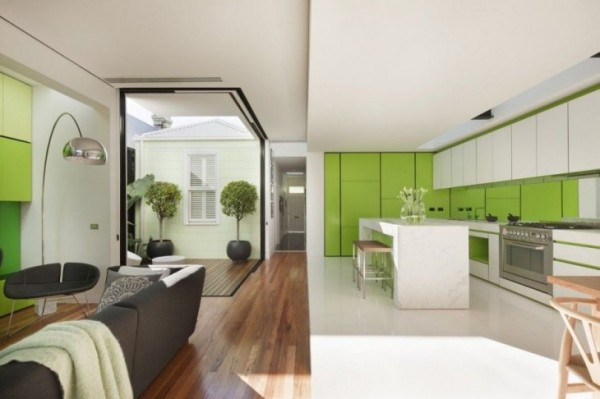 Shakin Stevens House by Matt Gibson Architecture Design 07 600x399 Modern Meets Victorian Heritage: Shakin Stevens House in Melbourne