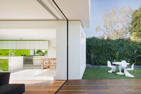 Shakin Stevens House by Matt Gibson Architecture Design 09 600x399 Modern Meets Victorian Heritage: Shakin Stevens House in Melbourne
