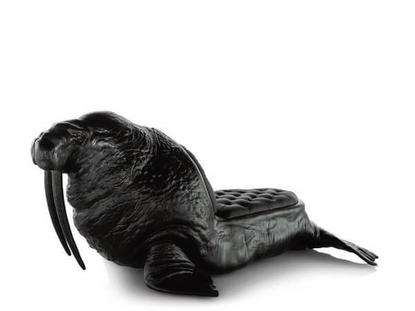 The Walrus Chair by Maximo Riera 05 1 The Animal Chair Collection by Maximo Riera
