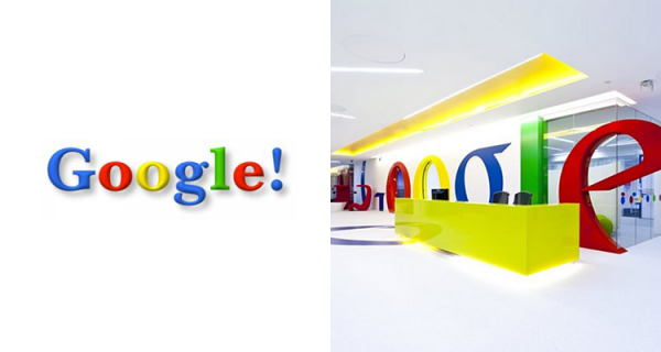 google logo 600x320 How Much did Famous Logo Designs Cost?