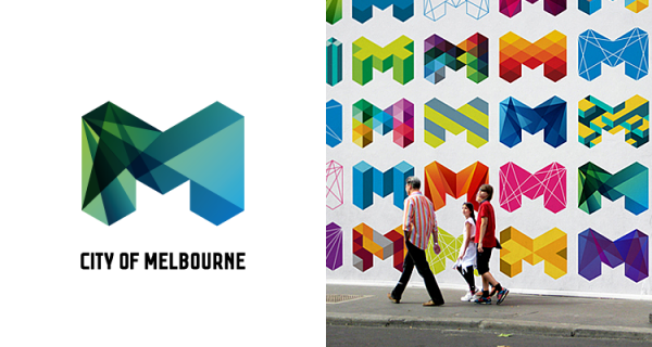melbourne logo 600x320 How Much did Famous Logo Designs Cost?