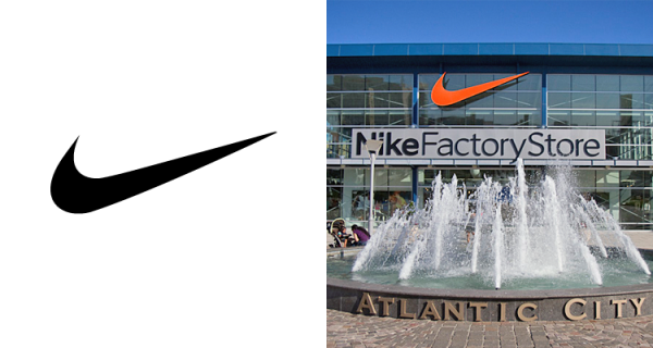 nike logo 600x320 How Much did Famous Logo Designs Cost?