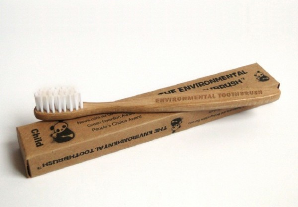 Bamboo toothbrushes 600x416 Simple Eco Friendly Ideas for Remodeling Your Bathroom