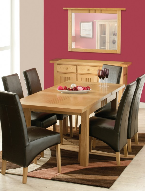 Classic dining room furniture 600x786 6 Tips for a Small Dining Room