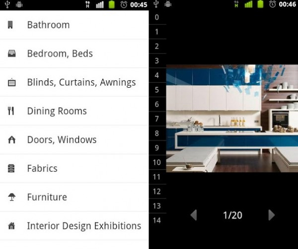 Decoration Collection App 600x502 Free Inspiring Android Apps to Help You Decorate